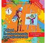 Piticot in atelierul de creatie grupa mijlocie (4-5 ani)