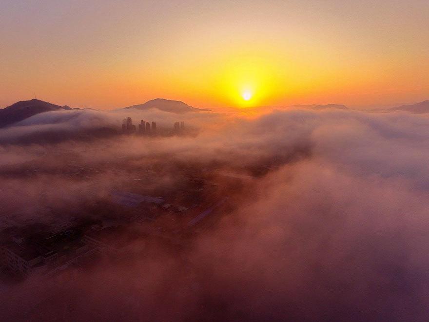 SkyPixel Photo Contest: Fotografii aeriene impresionante - Poza 11