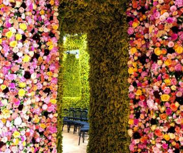 Un milion de flori pentru Dior