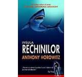Insula rechinilor Alex Rider superspionul adolescent Vol. 3