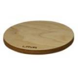 Suport magnetic din lemn LAVA, 28 cm (Maro)