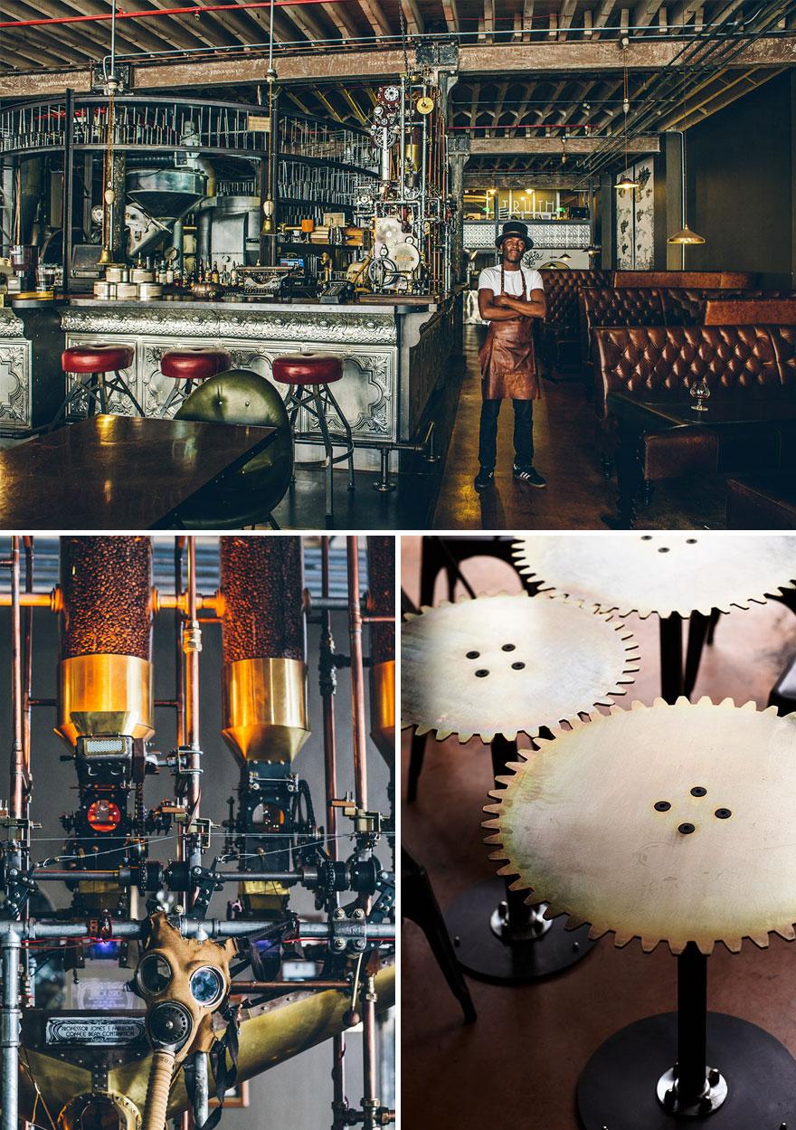 Distinctie si rafinament: Restaurante uluitoare din jurul lumii - Poza 8