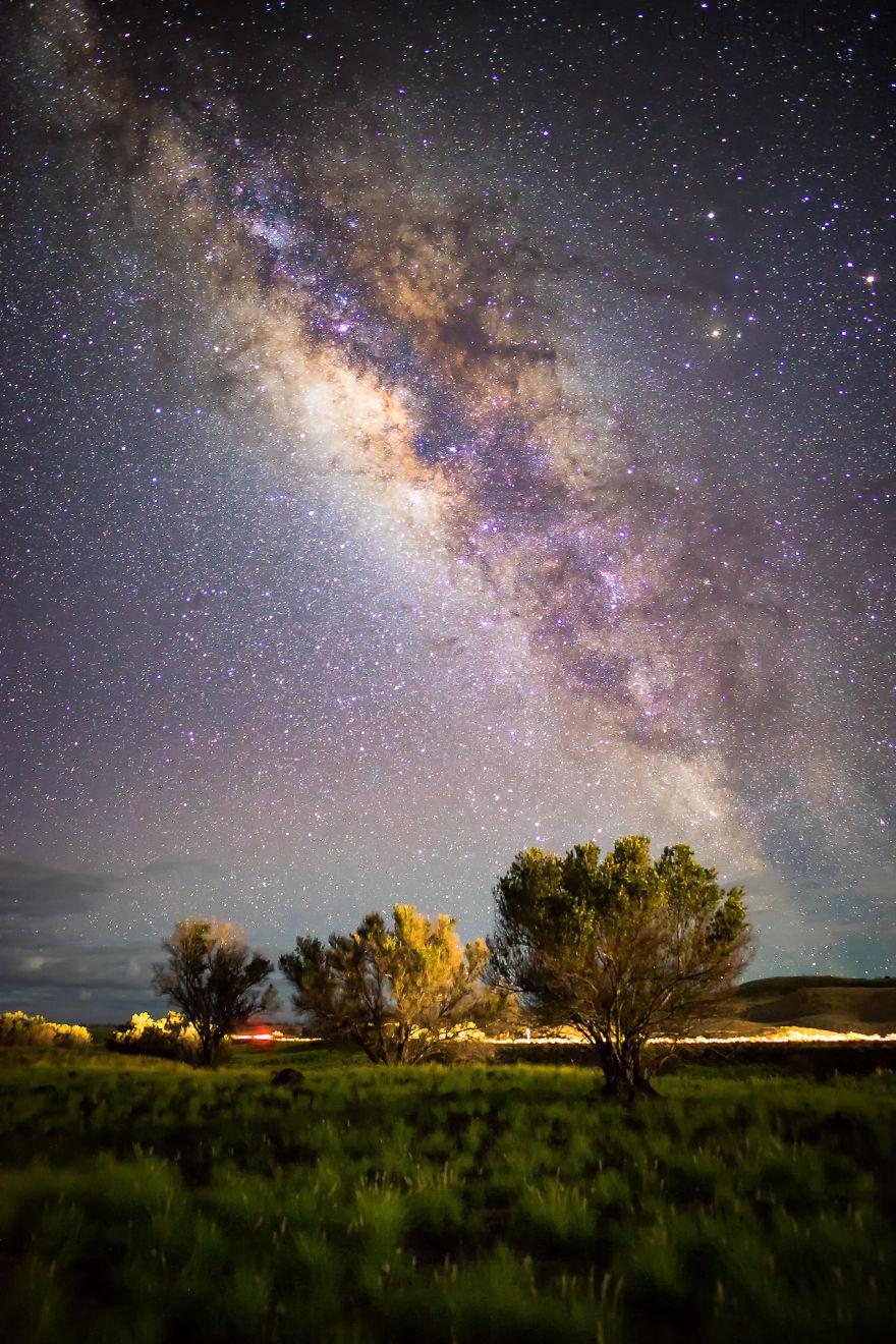 Lumina noptii: Un dans al Caii Lactee, in miezul verii - Poza 13