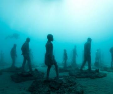 Oamenii apelor in cautarea necunoscutului