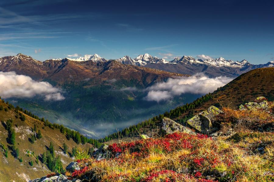 Cele mai frumoase peisaje de toamna, in imagini superbe - Poza 12