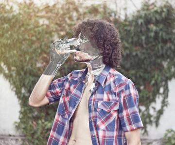 Autoportrete haioase in Photoshop, de Martin De Pasquale