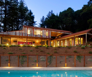 Sic, Rustic, Modern – Casa Aptos, California