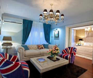 Marea Britanie intr-un apartament rusesc