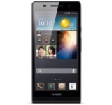 Telefon Mobil Huawei Ascend P6, Quad Core 1.5 GHz, Android 4.2.2, IPS+ LCD capacitive touchscreen 4.7inch, 2GB RAM, 8 GB Flash, 8MP, Wi-Fi, 3G, Android (Negru)