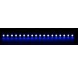 Bara rigida Nanoxia, 18 LED-uri ultra-luminoase, 20 cm (Albastru)