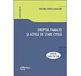 Dreptul familiei si actele de stare civila