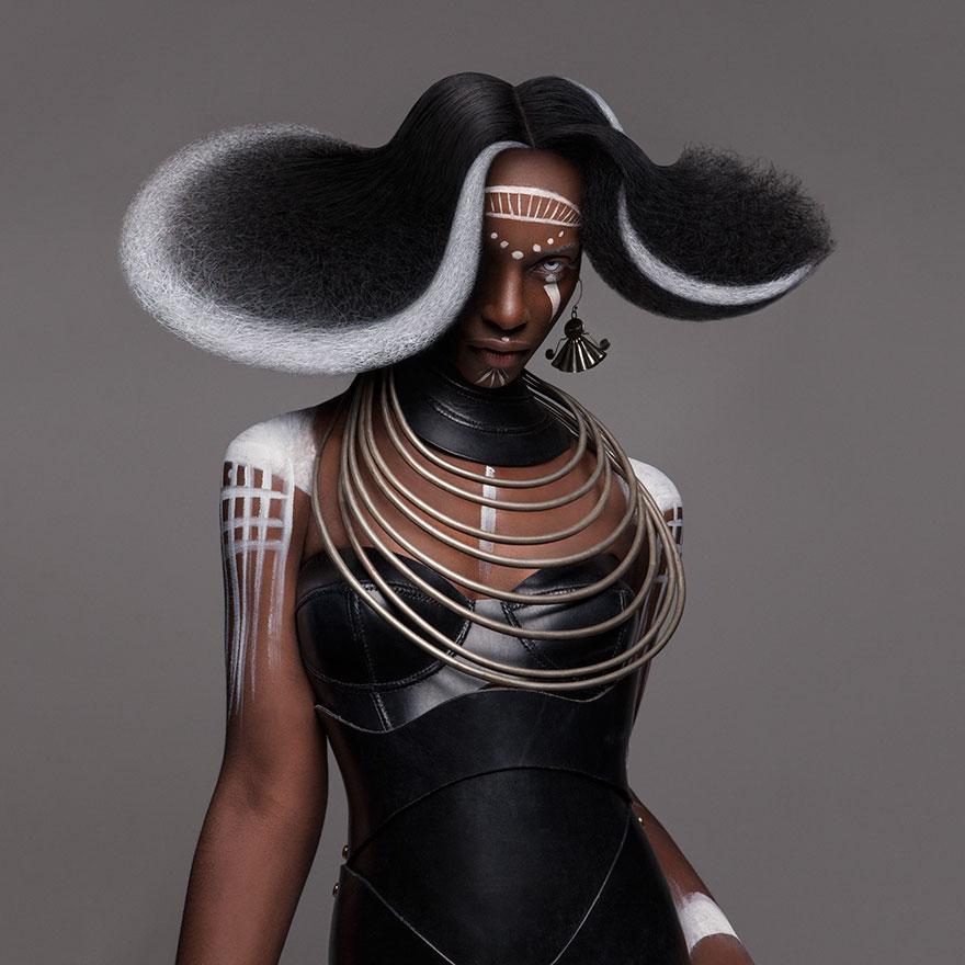 Frumusete feminina in cultura africana - Poza 4
