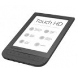 eBook Reader PocketBook Touch HD, E Ink Carta™ HD, 300dpi, 8GB, LED frontlight, WiFi (Negru)
