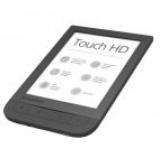 eBook Reader PocketBook Touch HD, E Ink Carta™ HD, 300dpi, 8GB, LED frontlight, WiFi (Negru)