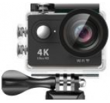 Camera Video de Actiune iUni Dare H9i, 12MP, Filmare 4K, WiFi (Neagra)