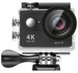 Camera Video de Actiune iUni Dare H9i, 12MP, Filmare 4K, WiFi (Neagra)