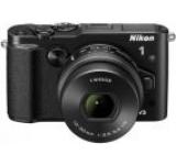Aparat Foto Mirrorless Nikon 1 V3 (Negru) + obiectiv 10-30mm f/3.5-5.6