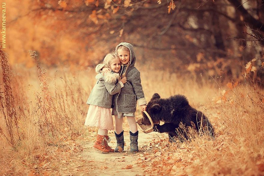 Melancolia iernilor din copilarie, in poze superbe - Poza 9
