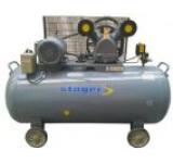 Compresor de aer Stager HM-V-0.6/200, 2 CP, 200 L, 8 BAR
