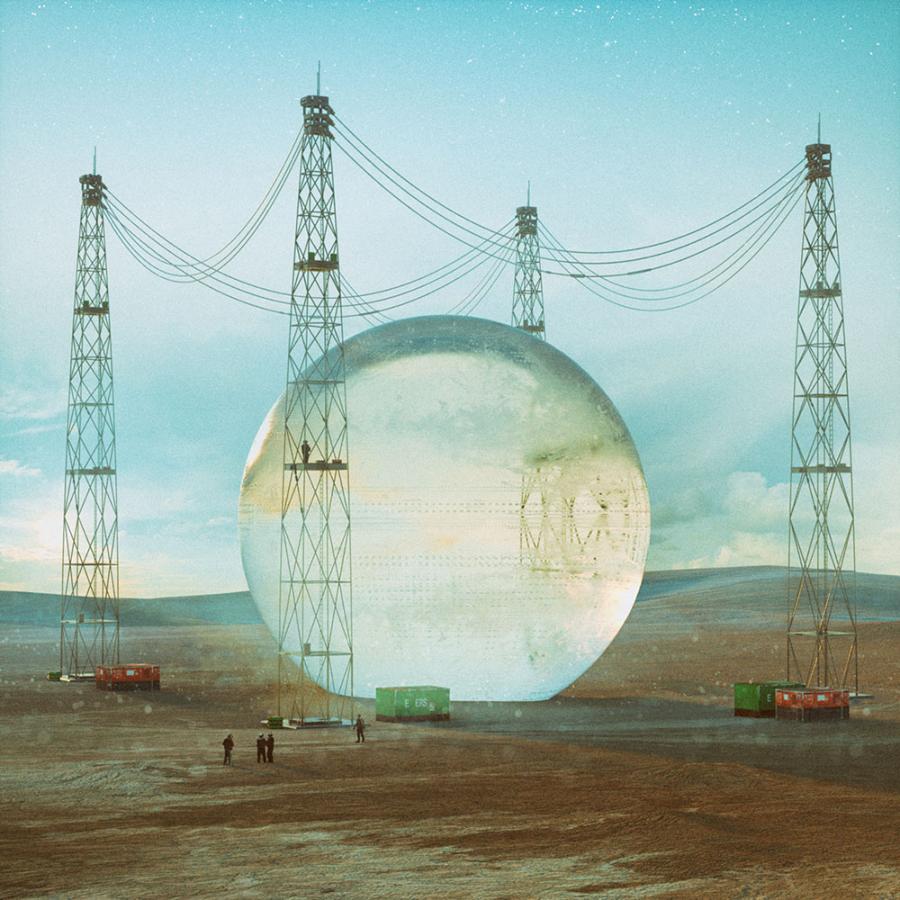 Ilustratii digitale suprarealiste, de Beeple - Poza 7
