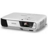 Videoproiector Epson EB-S04, 3000 lumeni, 800 x 600, Contrast 15000:1, HDMI (ALb)