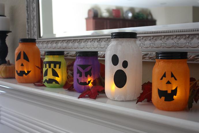 Bizare, dar perfecte: Decoratiuni pentru Halloween facute in casa - Poza 4