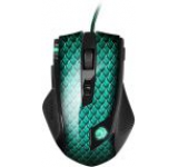 Mouse Gaming Sharkoon Drakonia (Verde)