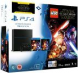 Consola Sony PlayStation 4 Lego Star Wars Force Awakens 1TB + Film Star Wars Force Awakens BluRay