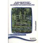 Pluralism ontologic si ideea simtului comun din perspectiva filosofiei analitice