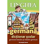 Dictionar scolar German-Roman Roman-German