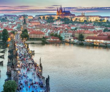 Top 10 Cele mai ieftine destinatii turistice europene
