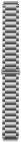 Curea Huawei W1, Metalica, pentru Huawei Watch W1 (Argintiu)
