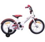 Bicicleta copii Passati Ninja, Roti 16inch (Rosu/Alb)