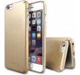 Protectie spate Ringke Slim 174060, folie de protectie, pentru iPhone 6/6S (Auriu)
