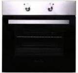 Cuptor incorporabil Studio Casa Milano Lean FE606X, 61L, Clasa A, Inox/Negru