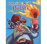 Coloreaza pirati 3