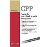 Codul de procedura penala si 5 legi uzuale. Actualizat 17 septembrie 2012