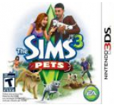 Electronic Arts The Sims 3: Pets (DS)