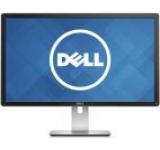 Monitor IPS LED Dell 27inch P2715Q, Ultra HD (3840 x 2160), MHL-HDMI, DisplayPort, 6ms GTG (Negru)