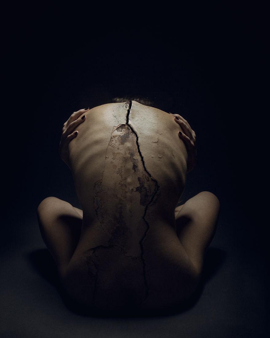 Trupuri fracturate, in poze impresionante - Poza 12