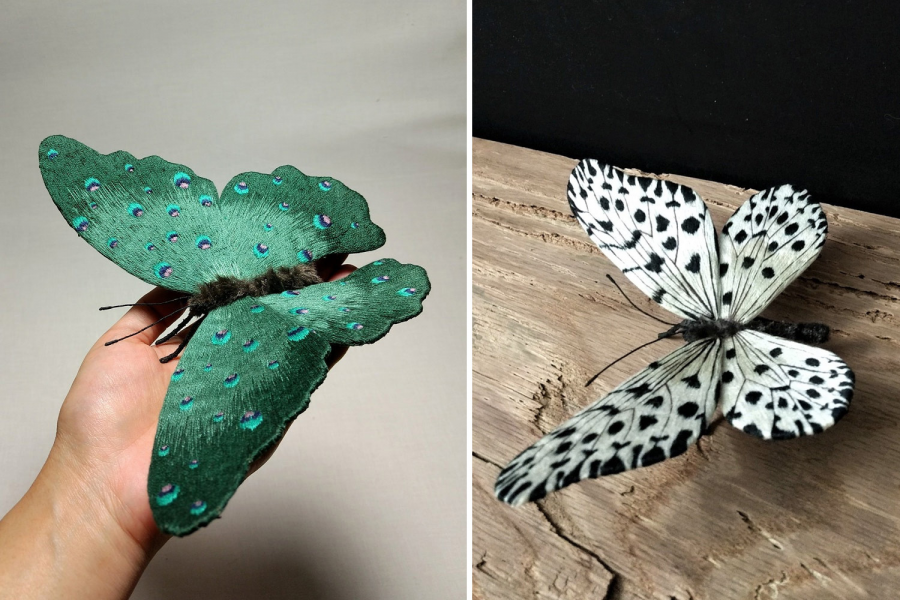 Gingasia fluturilor crosetati, cu Yumi Okita - Poza 3