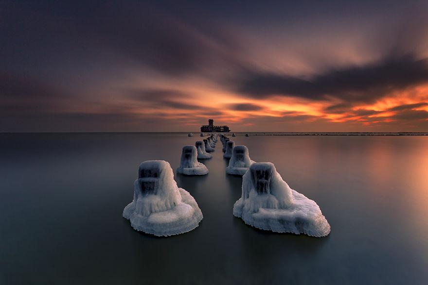 Starile de spirit ale Marii Baltice, in fotografii sublime - Poza 3