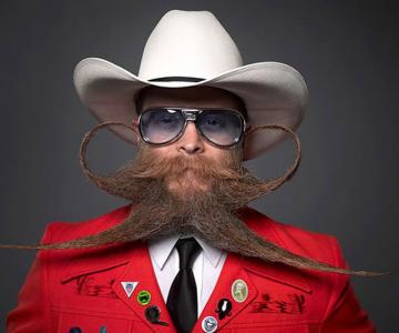 Cele mai creative barbi si mustati din SUA