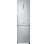 Combina frigorifica Samsung RB41J7359S4/EF Chef Collection, 406 l, No Frost, Clasa A+++, Argintiu