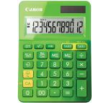 Calculator de birou Canon LS-123K, 12 digiti (Verde)
