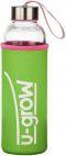Sticla Termoizo U-Grow UBTL-520GRN, 520ml (Verde)