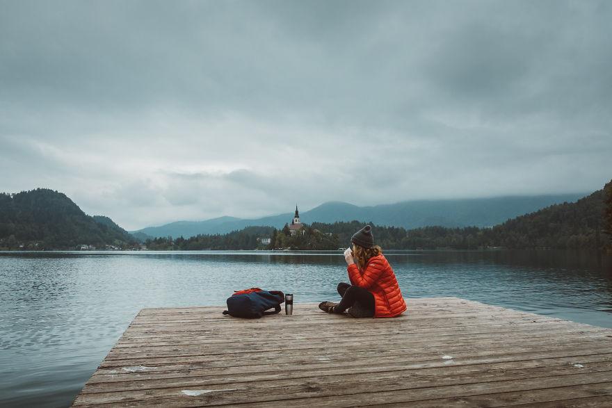 O toamna spectaculoasa in Slovenia - Poza 3