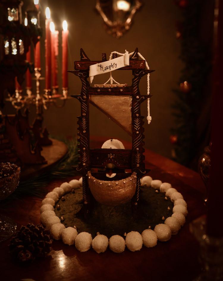 Exact ca in povesti: Cel mai frumos castel din turta dulce - Poza 5