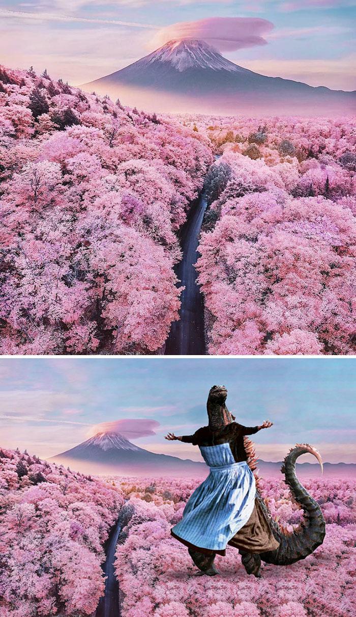 Cele mai amuzante poze prelucrate in Photoshop - Poza 7
