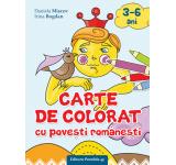 Daniela Miscov, Irina Bogdan - Carte de colorat cu povesti romanesti